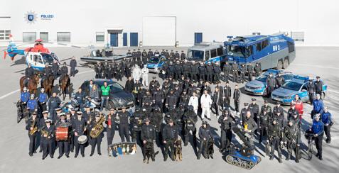 200 Jahre Polize Hamburg