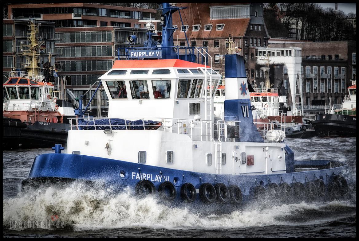 Hafen und anderes am 8.4.2015
