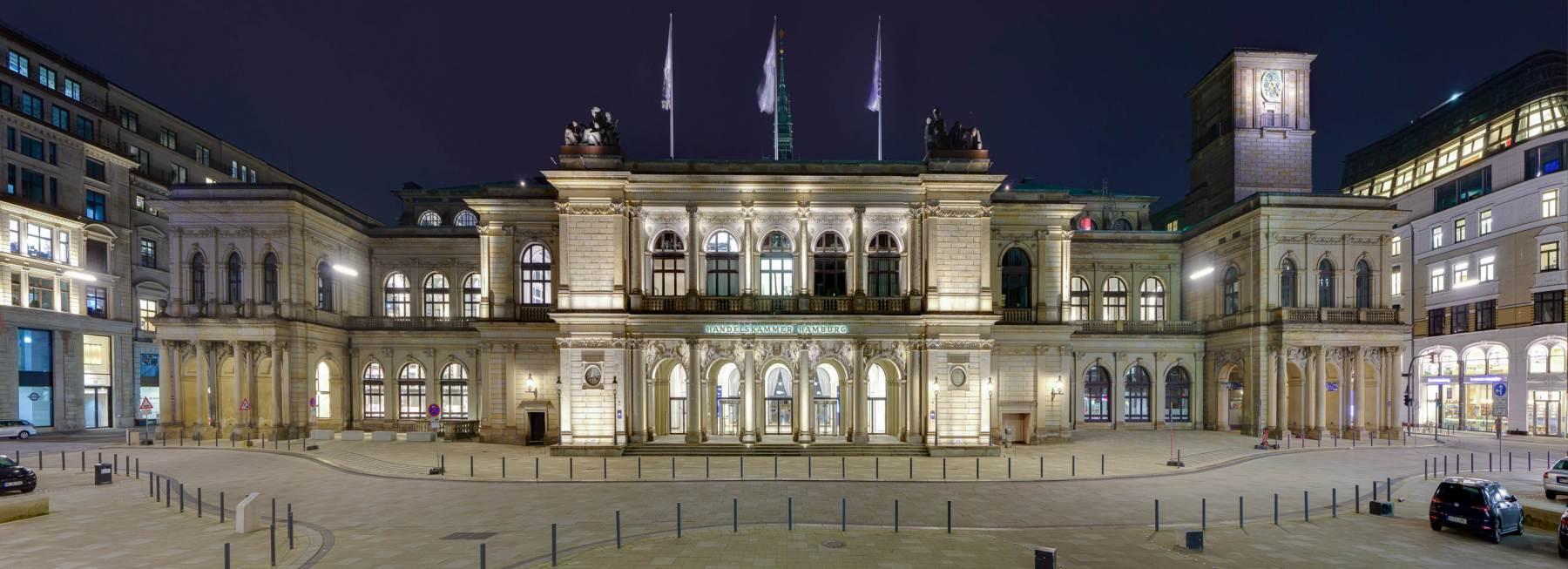 Hamburg Handelkammer