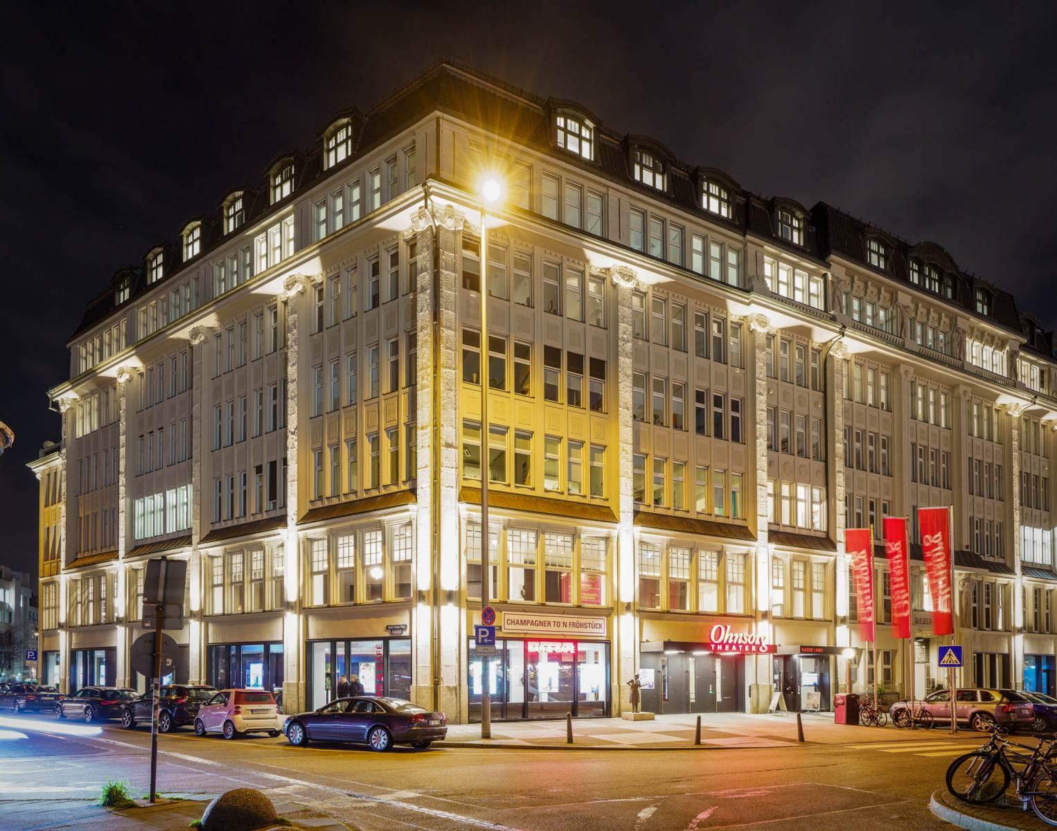 Ohnsorg Theater Hamburg