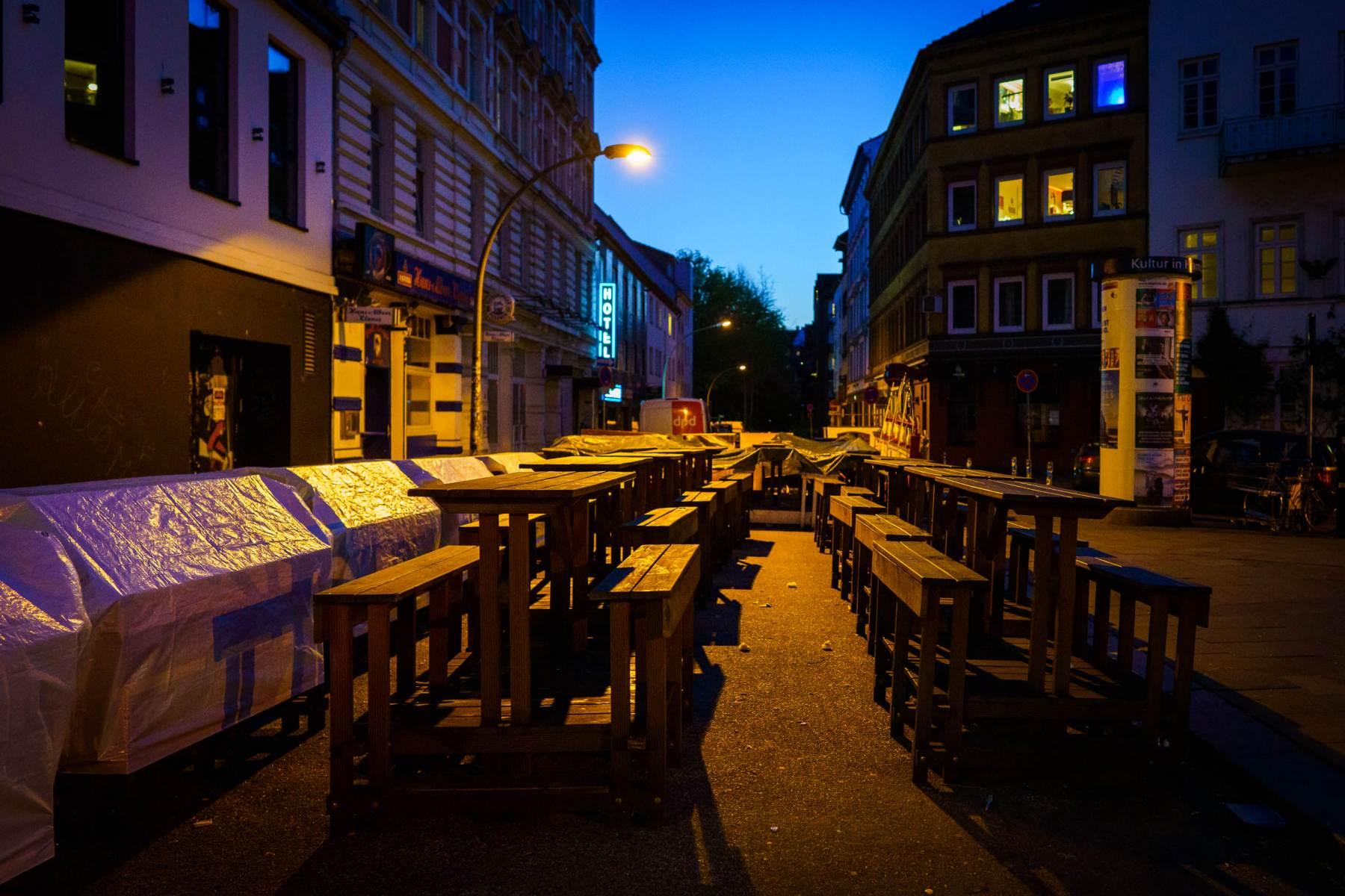 Hans-Albers-Platz St. Pauli