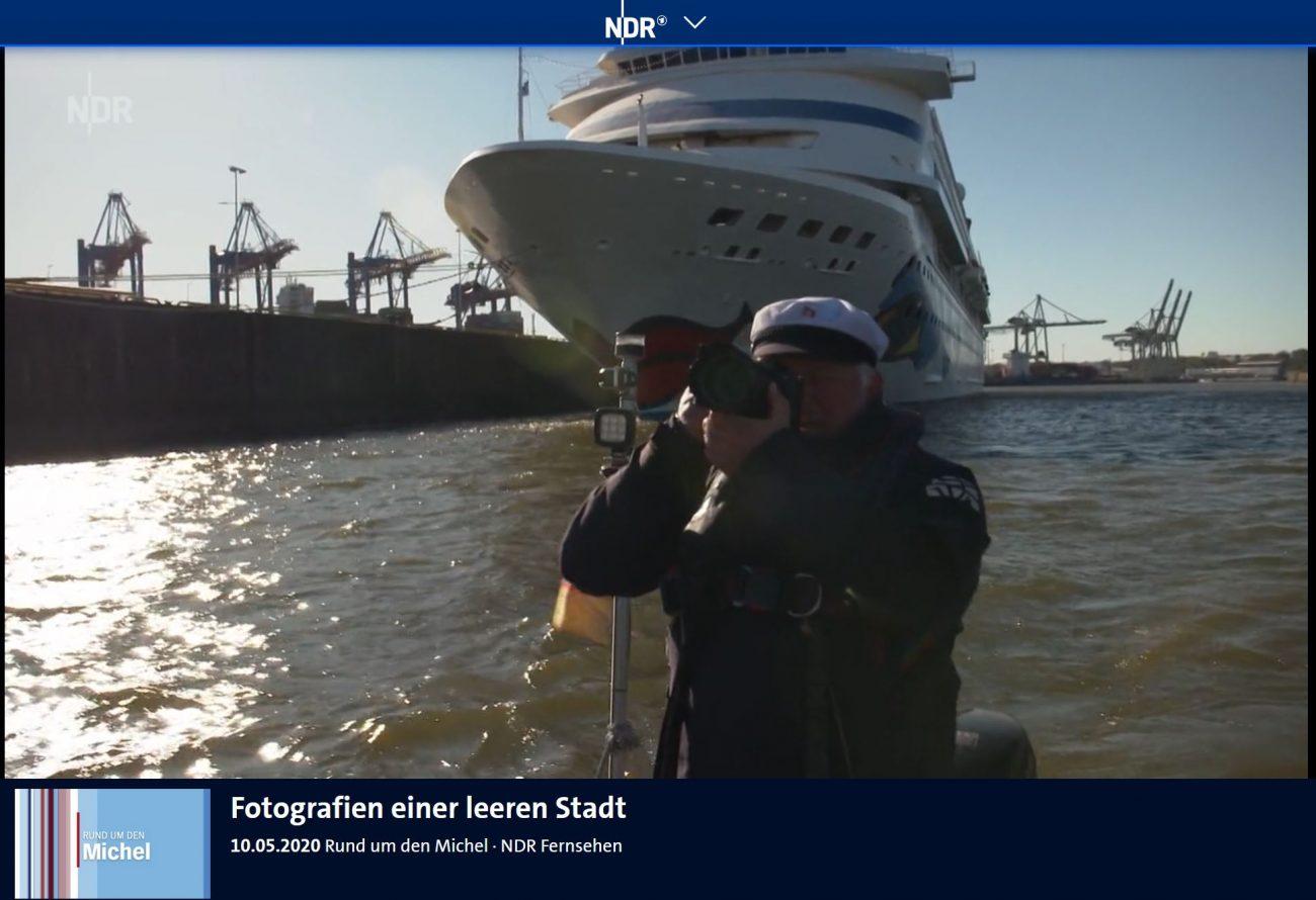 Andreas Vallbracht im N3 Fernsehen