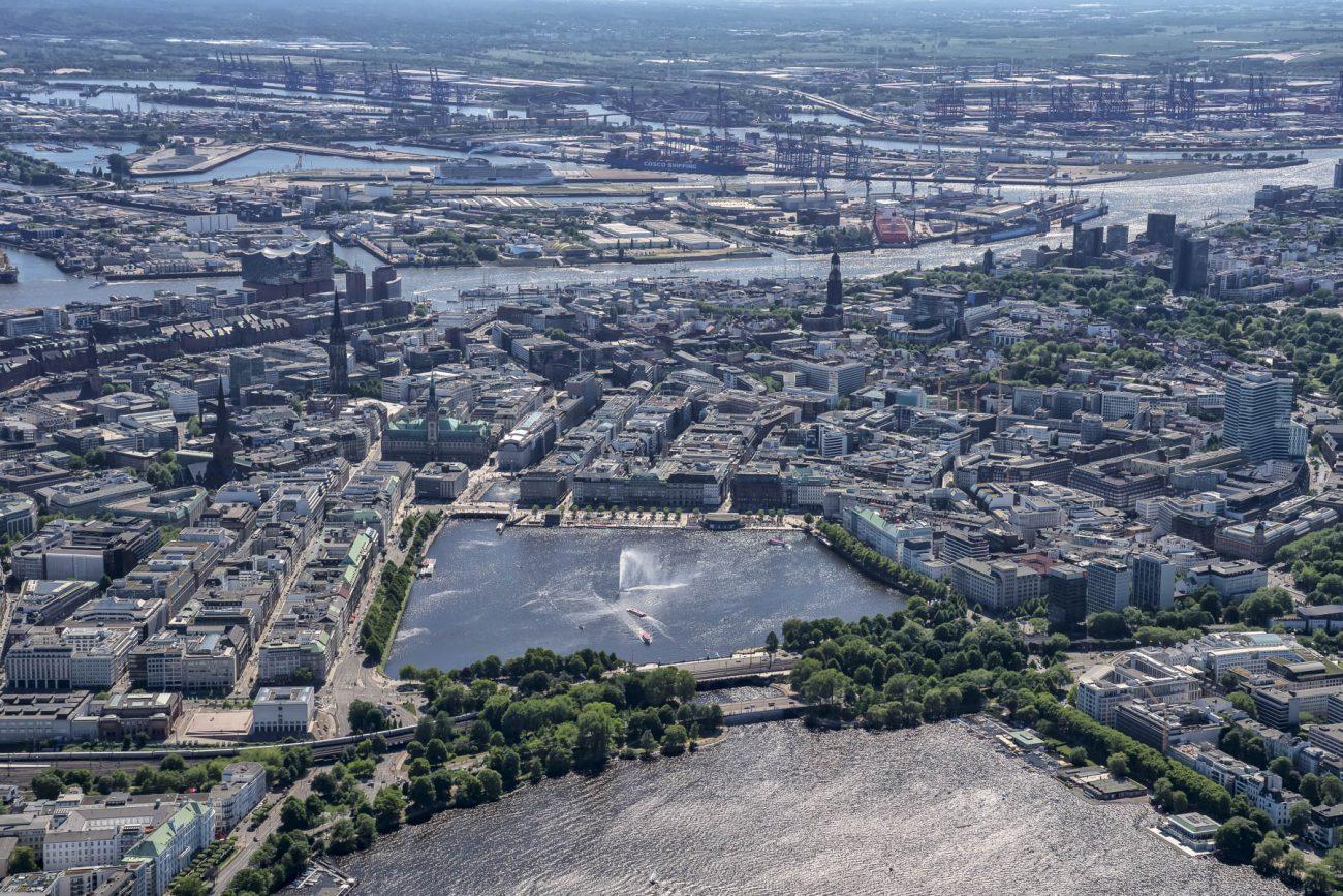 Fotograf Andreas Vallbracht – Hamburg Motive, Luftbilder, Immobilien, Events